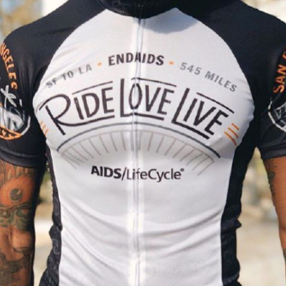 AIDS/LifeCycle - We re-branded and re-named the AIDS/LifeCycle initiative, a 545 mile ride from San Francisco to Los Angeles that raises critical funds for the Los Angeles LGBT Center and the San Francisco AIDS Foundation.