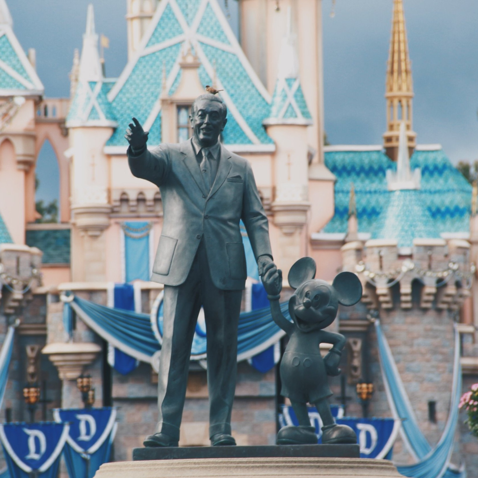 Disney Imagineering - We collaborated with Disney Imagineering's finance department in order to uncover new visual communication opportunities that could better distill and disseminate their global investment and