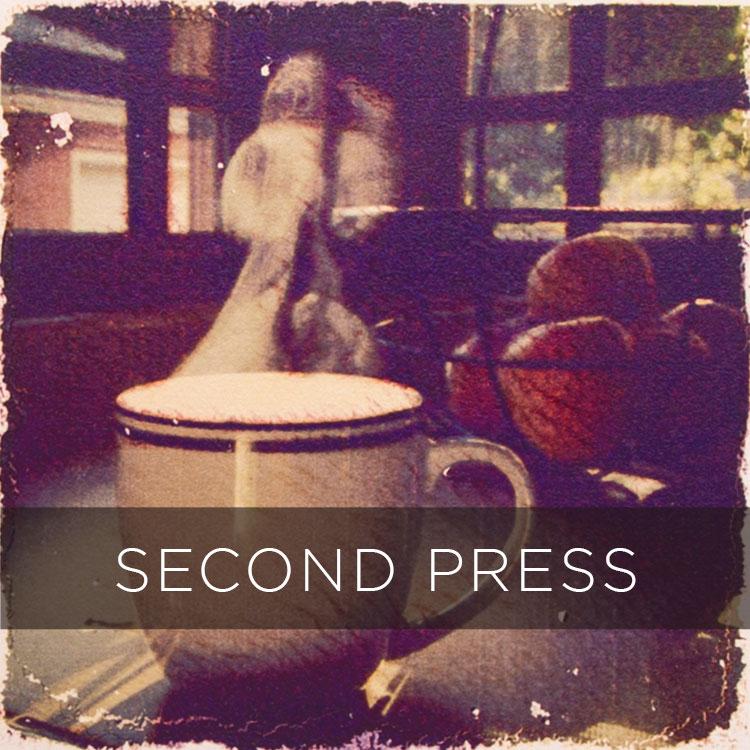second-press
