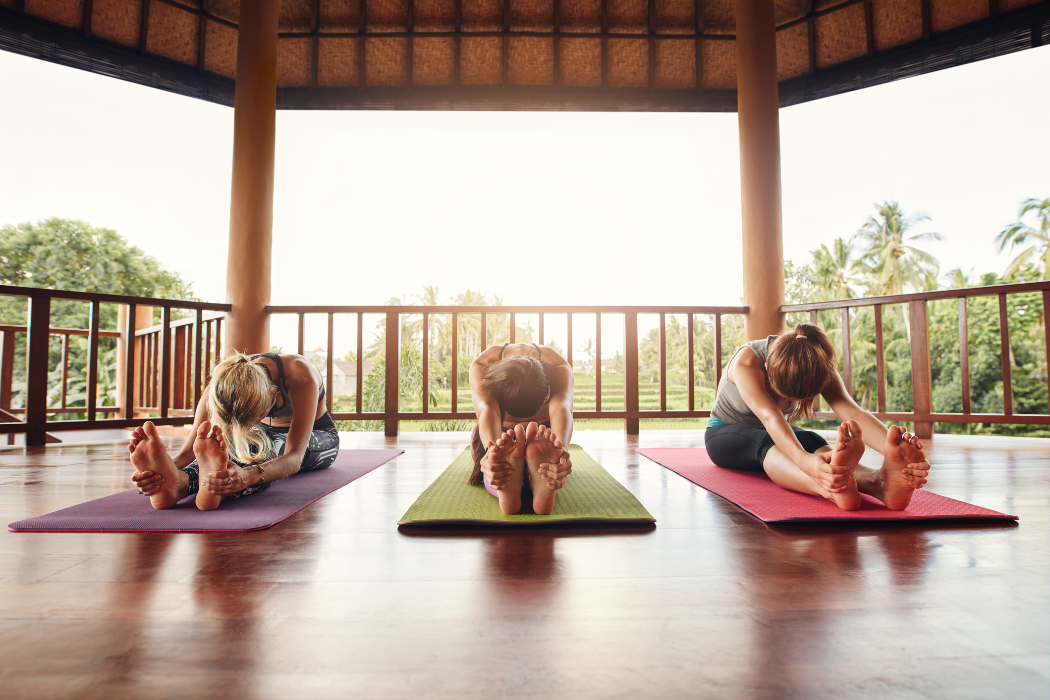 Alternative Learning - When you're working hard day-in, day-out, it's easy to get disconnected from your body and have a jumbled mind. You often don't realize how badly you've lost yourself until you find your center again - our program helps bring you back with optional activities like group yoga and meditation, Zumba, and nature trips.