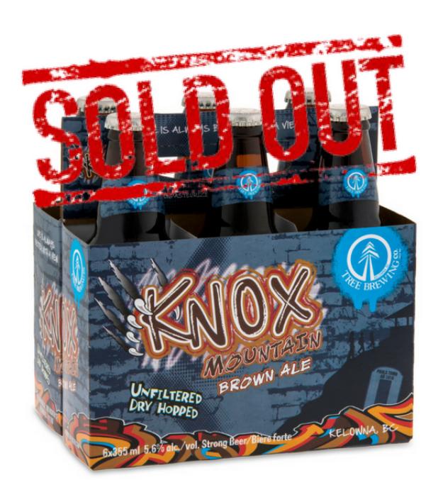 no 3 -  Knox Mountain Brown Ale