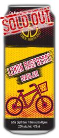 Lemon Raspberry Radler