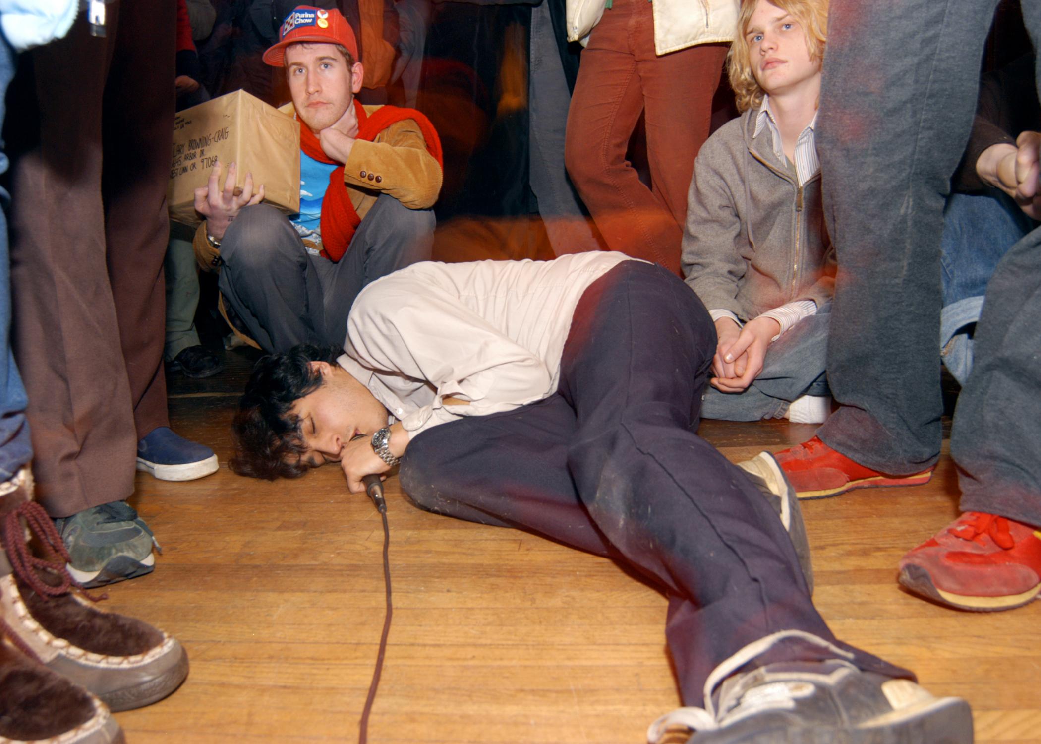 Adam Forkner @ House Party (VVRSSNN) Portland, Oregon