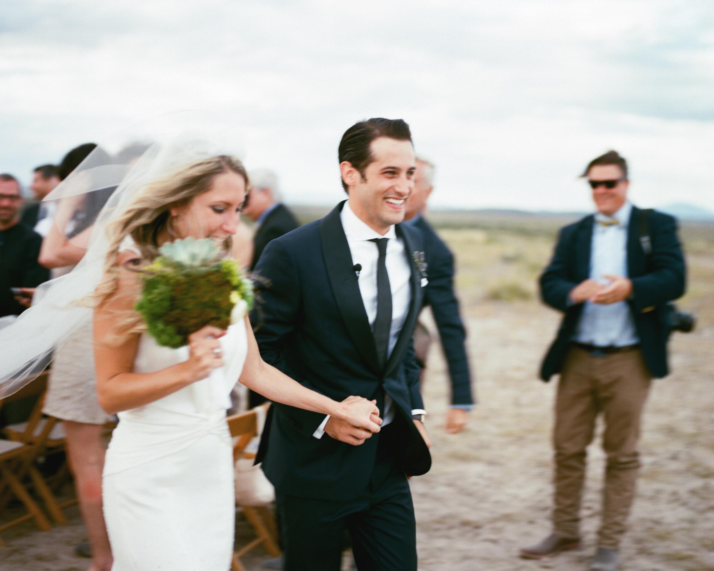 Marfa Wedding - Jessica Garmon