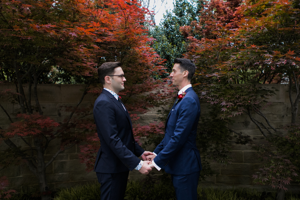Dallas Same Sex Wedding