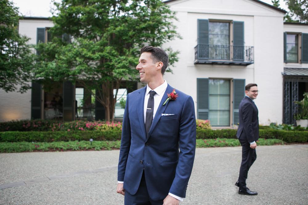 Jay and Paul Dallas Arboretum Wedding