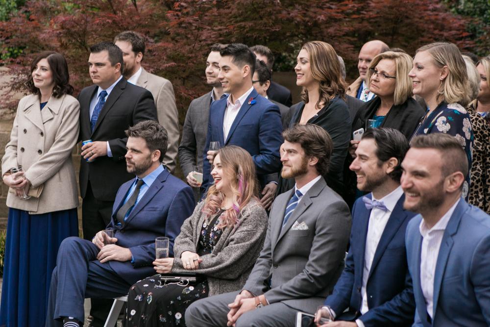 Alex Camp House Dallas Arboretum Wedding