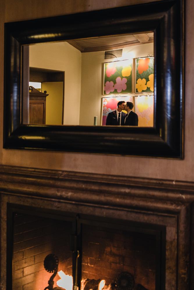 Andy Warhol Wedding