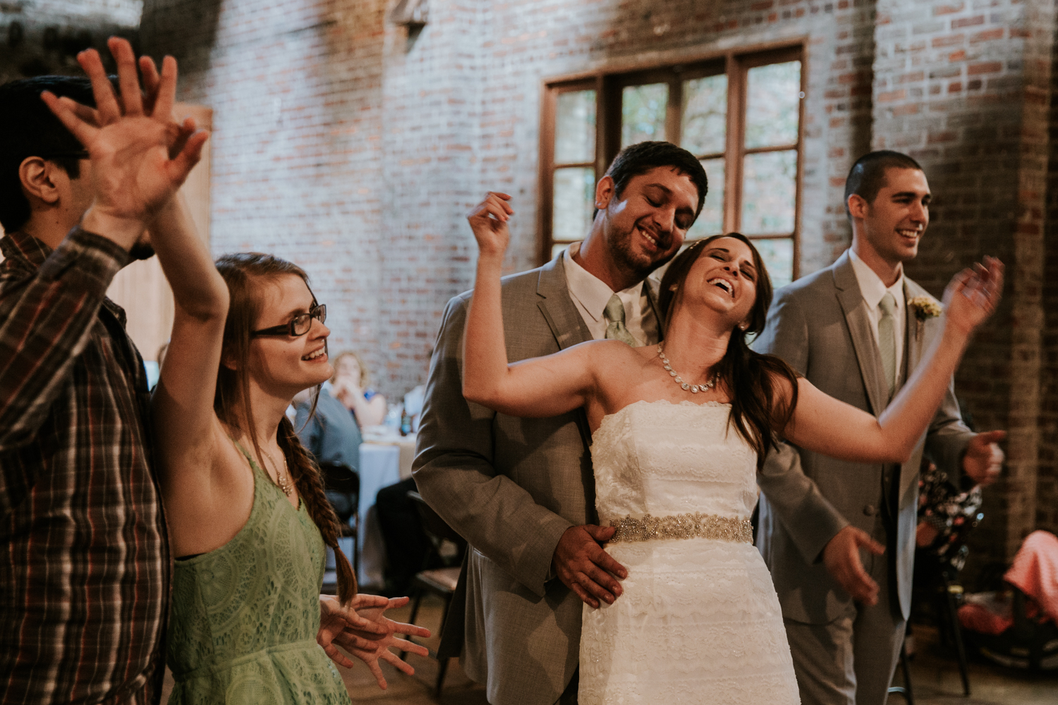 Ice House McComb, MS Wedding | Maria Newman Photography