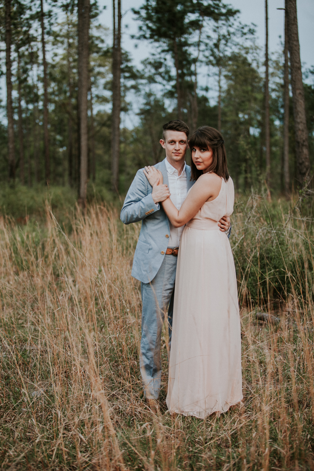 Hattiesburg, Mississippi Engagement | Maria Newman Photography