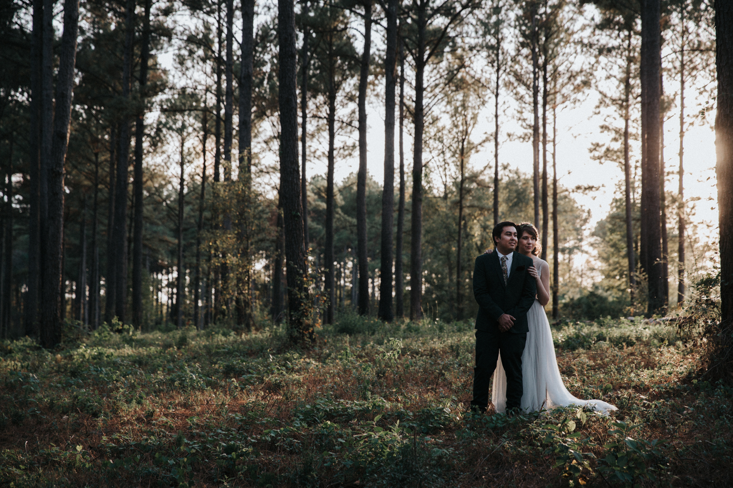 Romantic Mississippi Wedding at Rasberry Greene | Maria Newman Photography