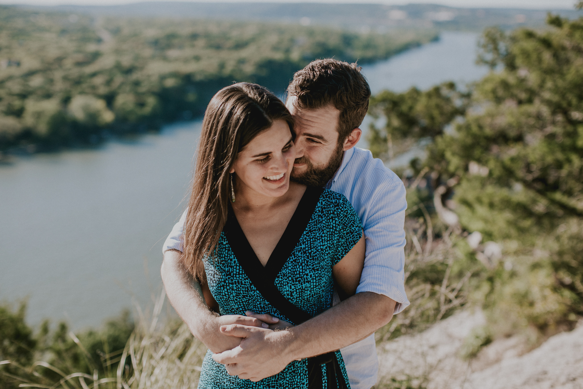 Austin, Texas Wedding Photographer - Mt. Bonnell