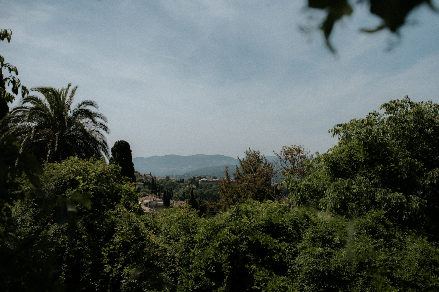 Grasse, France Mountains