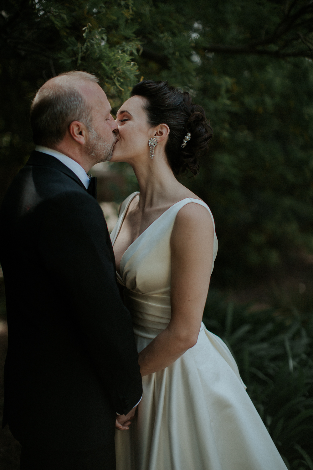 Beautiful Wedding Couple in Grasse France