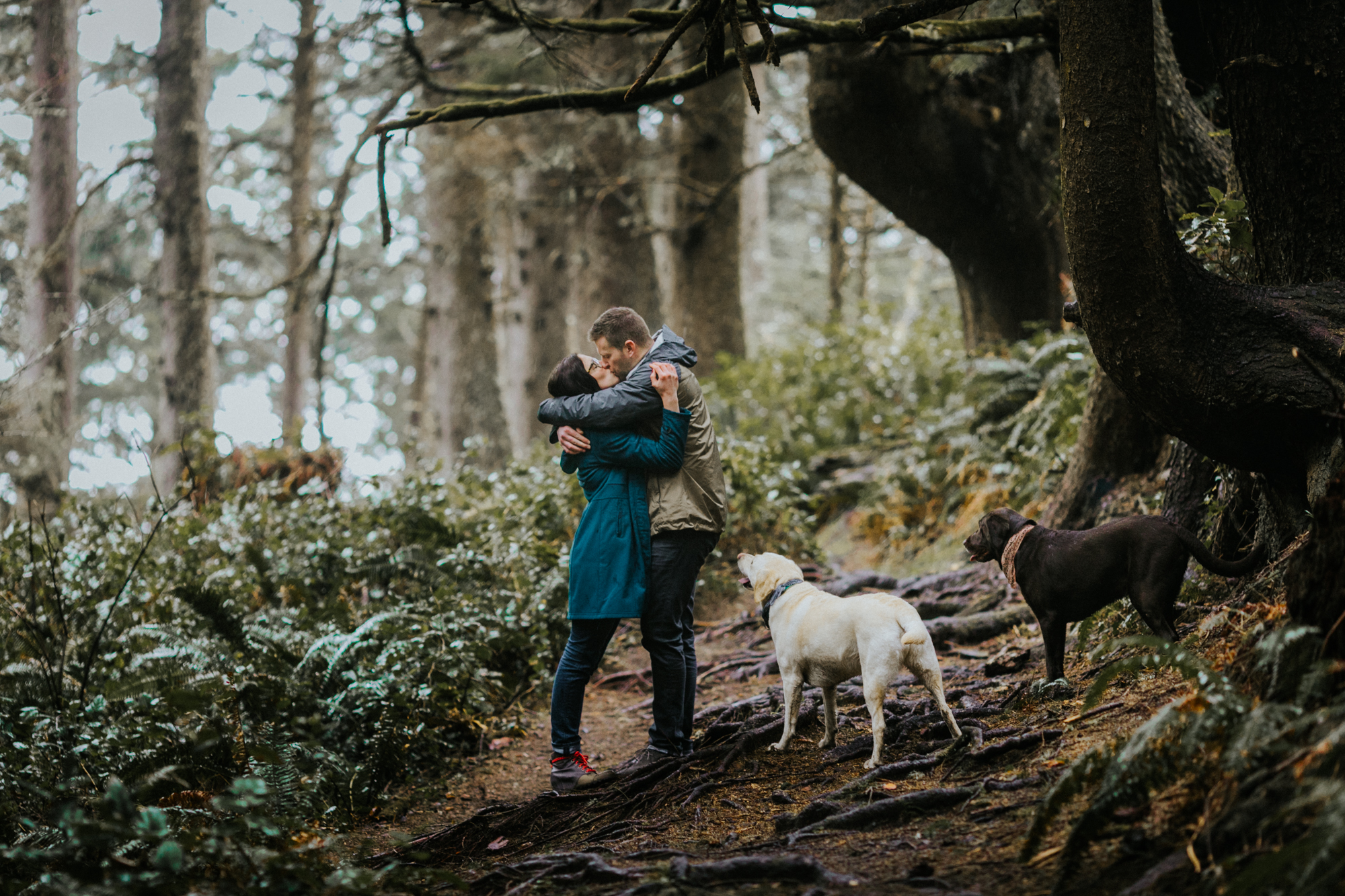 Ecola State Park Engagement