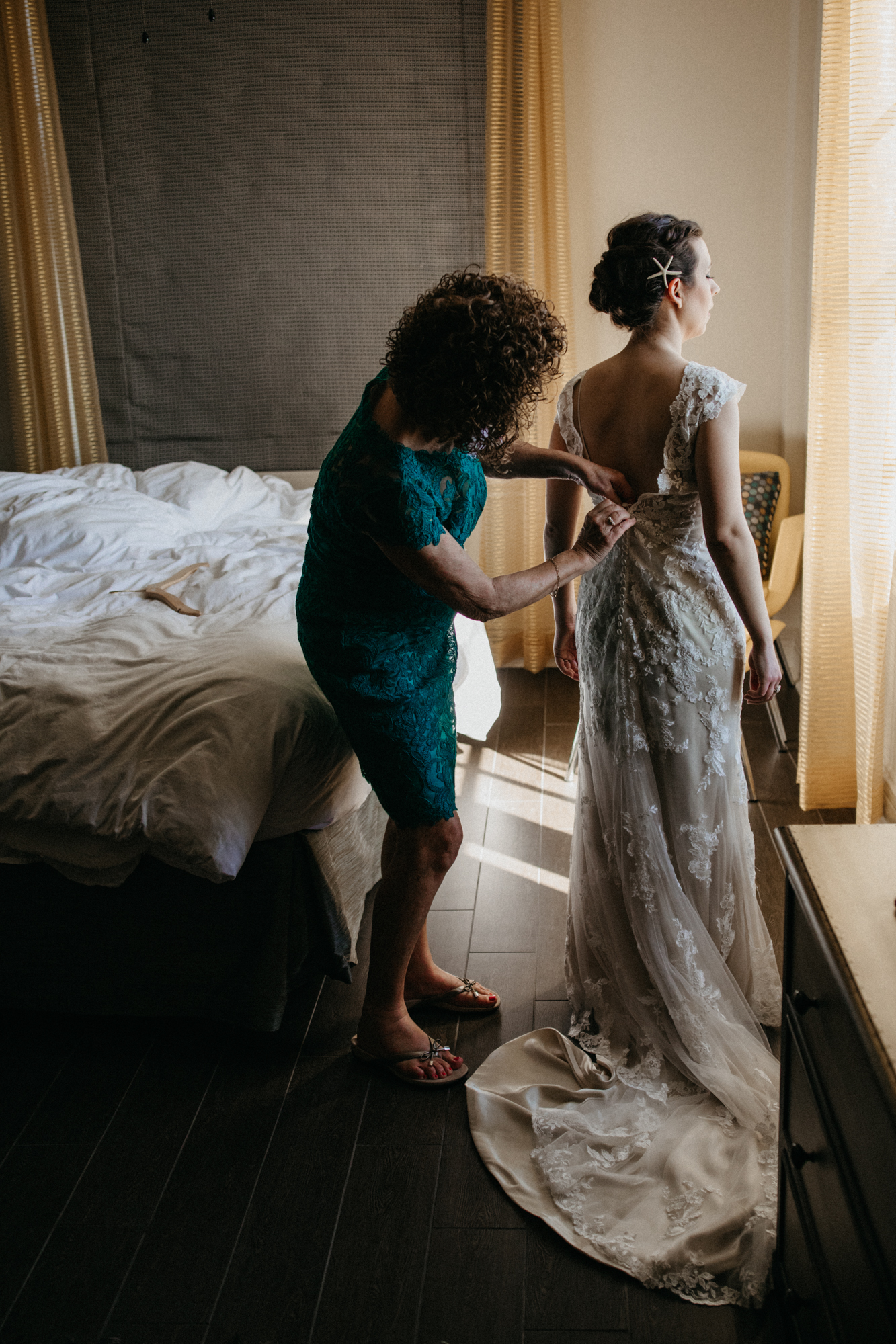 White House Hotel Biloxi Wedding