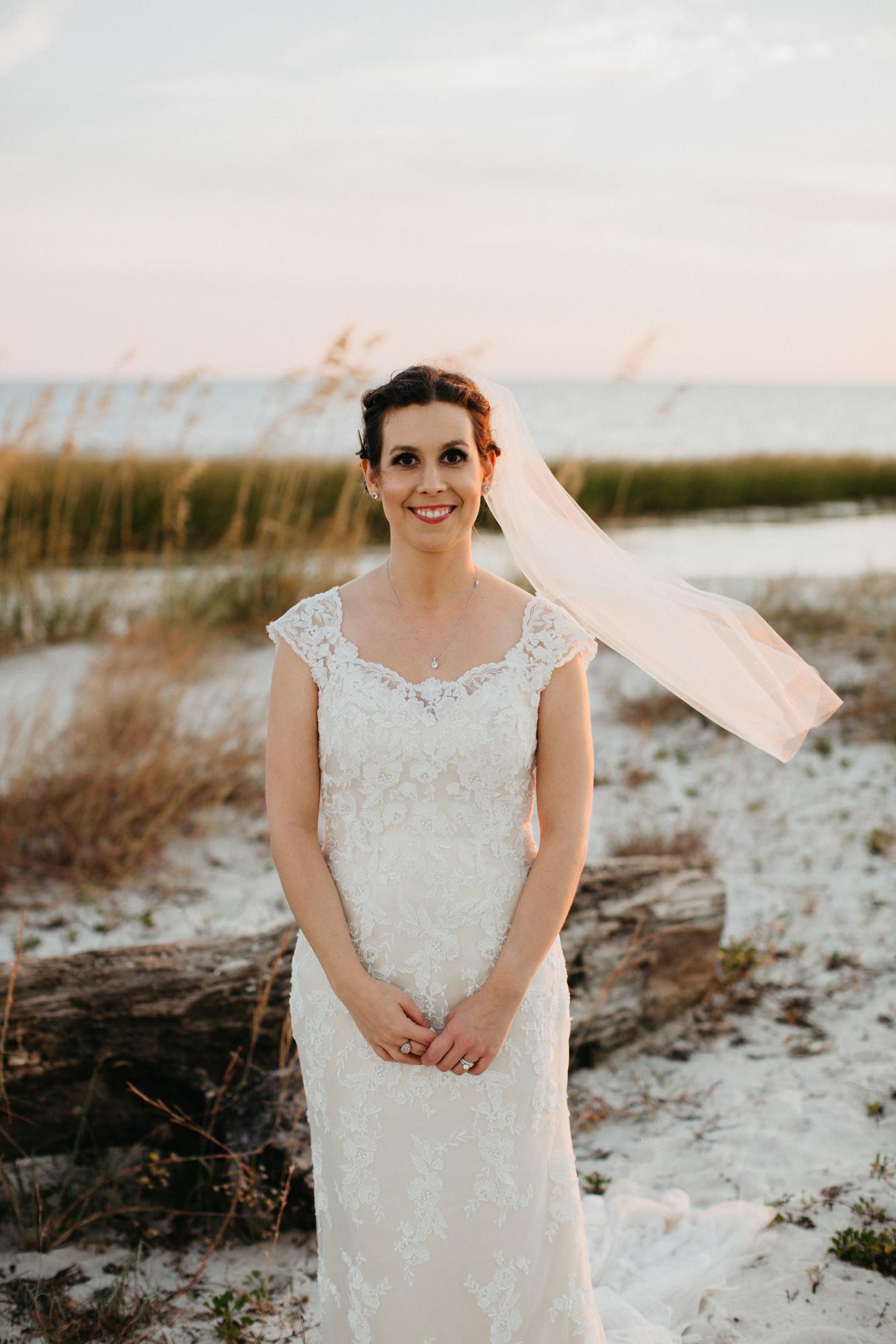 Biloxi Beach wedding