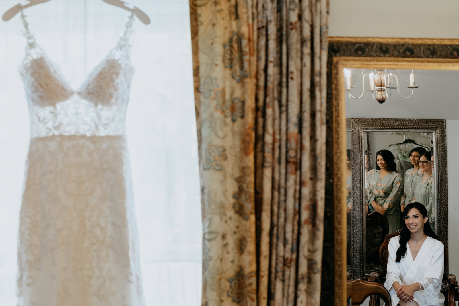Ainsworth House & Gardens Wedding - Oregon City Wedding Photography