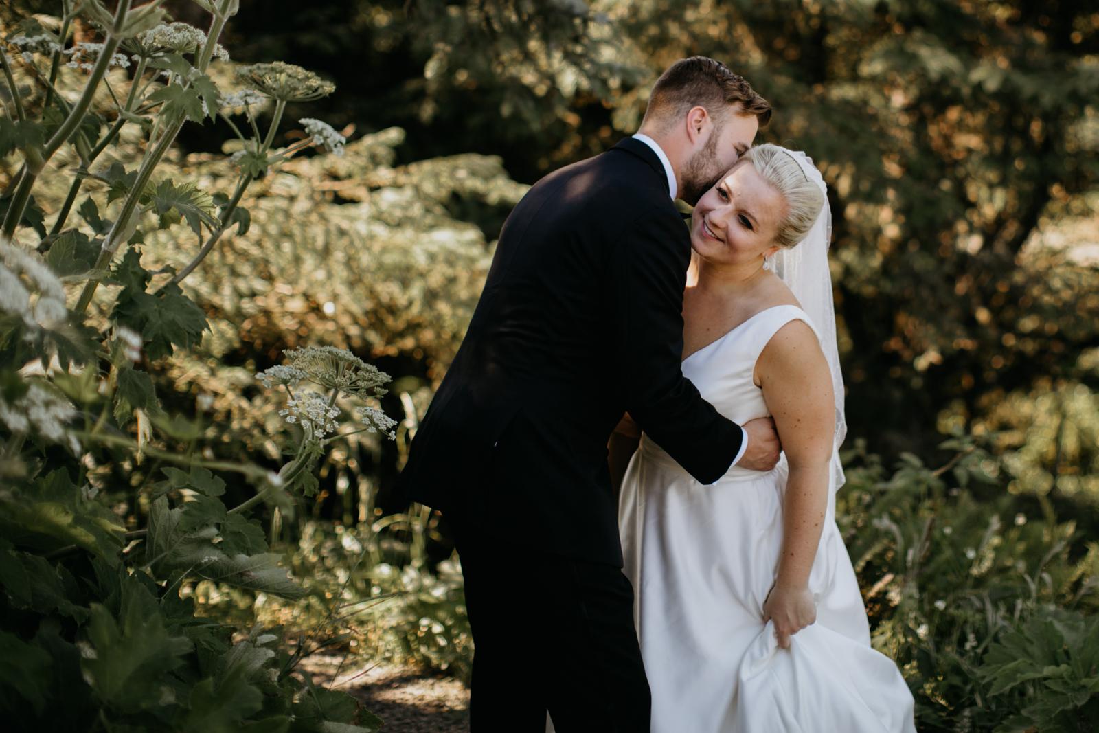 Cannon Beach, Oregon Wedding