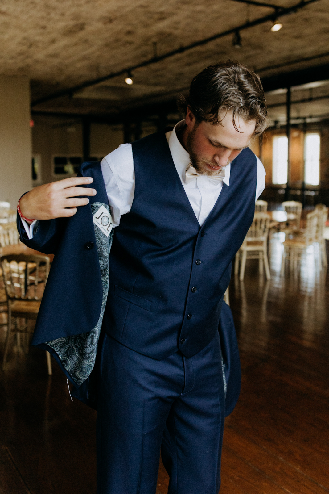 Hattiesburg, Mississippi Wedding