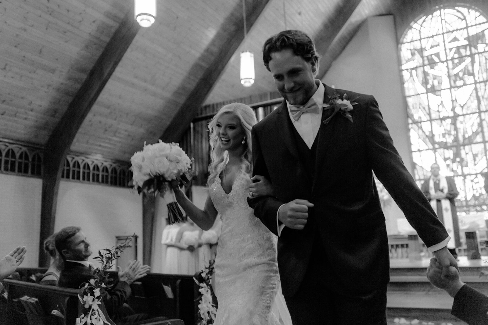 Parkway Heights Methodist Wedding in Hattiesburg