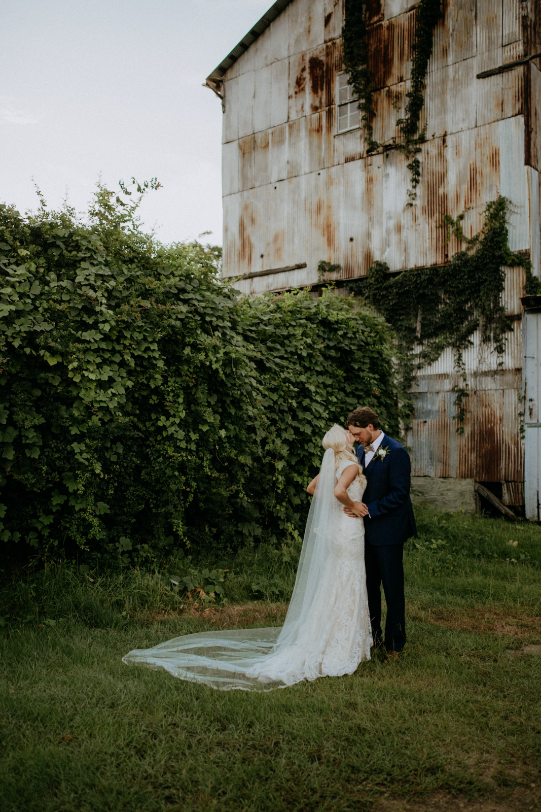 Downtown Hattiesburg, Mississippi Wedding