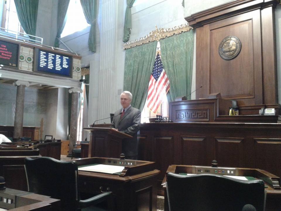 Lt. Governor Ron Ramsey