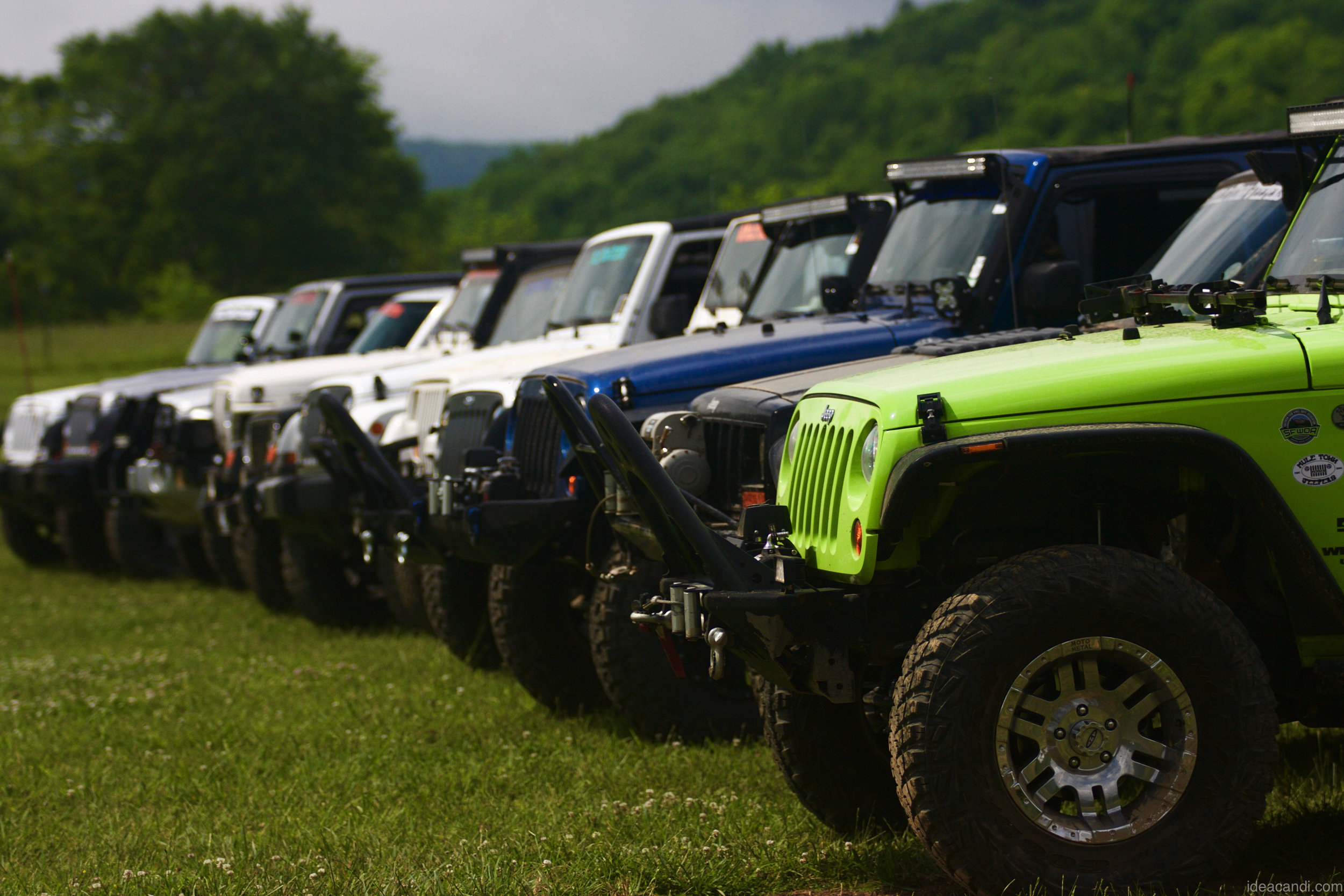 All prices are per vehicle and include 120+ trails over 1,000+ acres of guided trails, and off-road family festival fun!