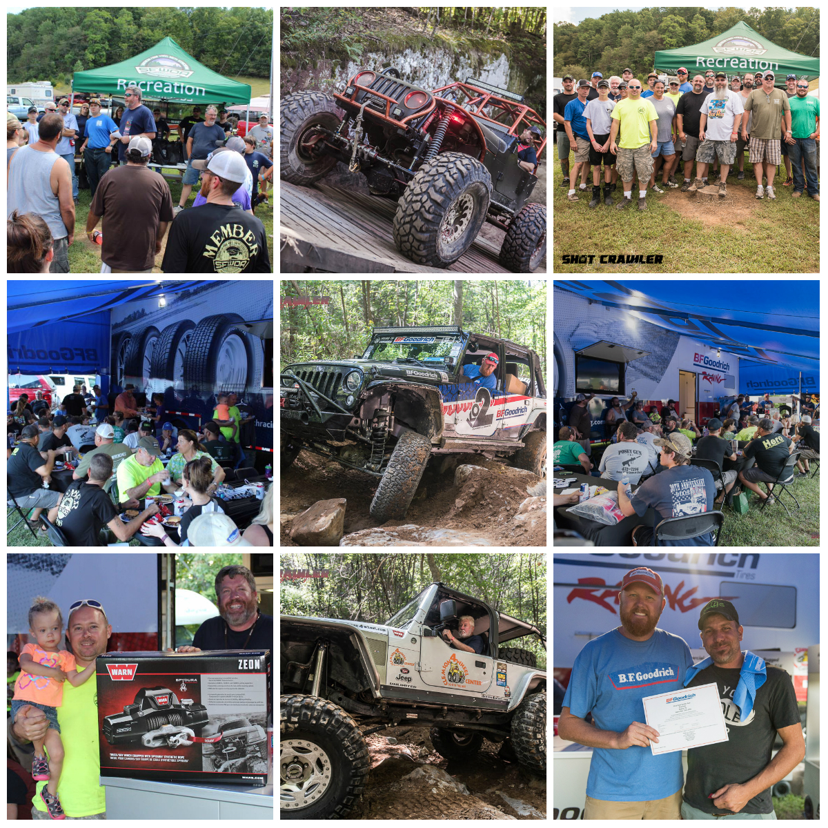 Premium Ride Group 2016 - Dixie Run
