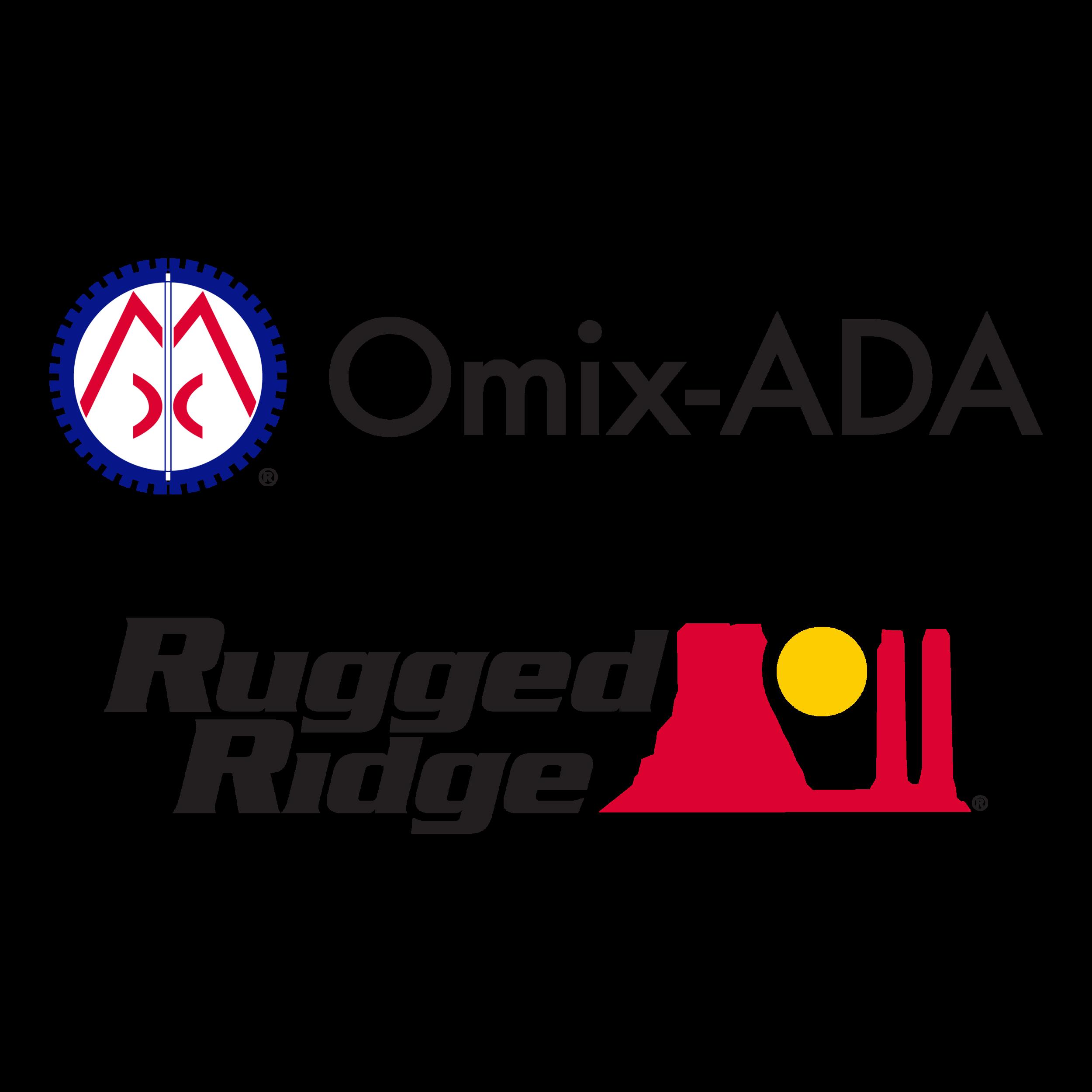 Omix ADA Rugged Ridge Dual Logo.png