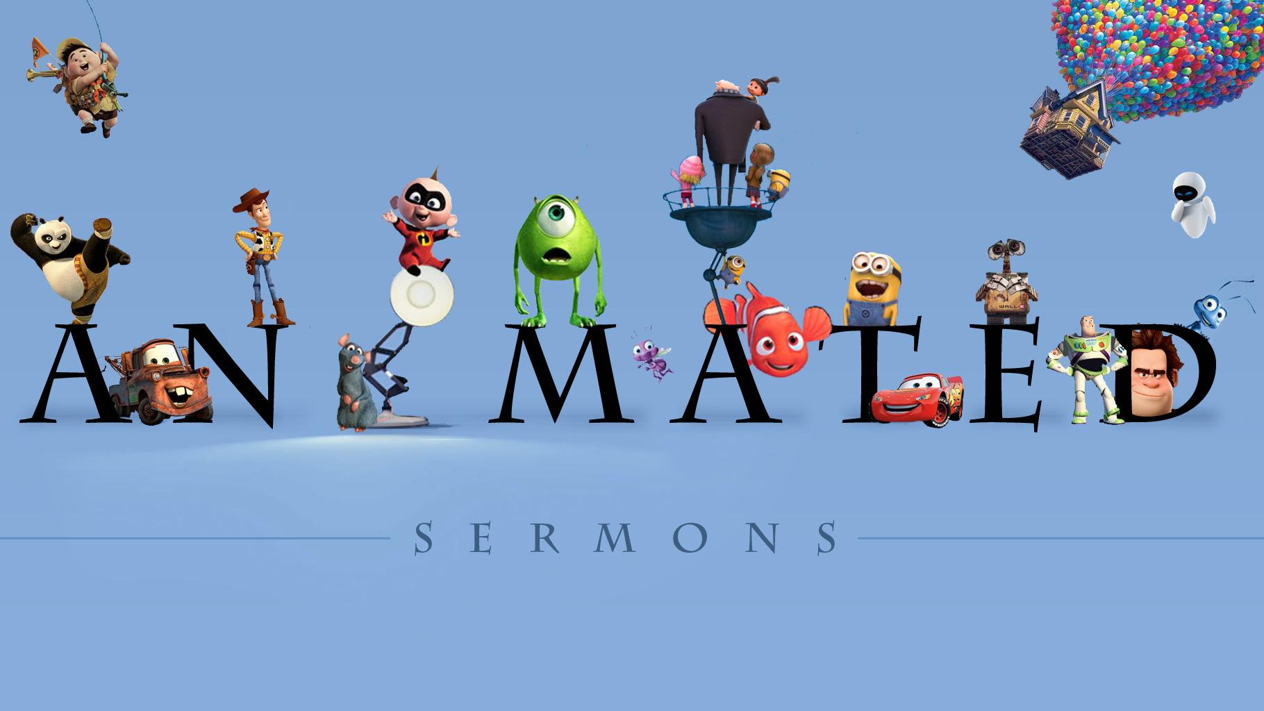 Animated Sermon Series Slide