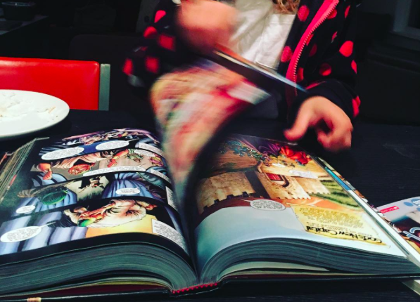 GROW - We are passionate about teaching our kids to know a loving God and to share that love with others. Every Sunday, our kids support a child on the other side of the world too!Also, every Elementary age child who receives Jesus, gets an ACTION bible (like a comic book) to read at home!