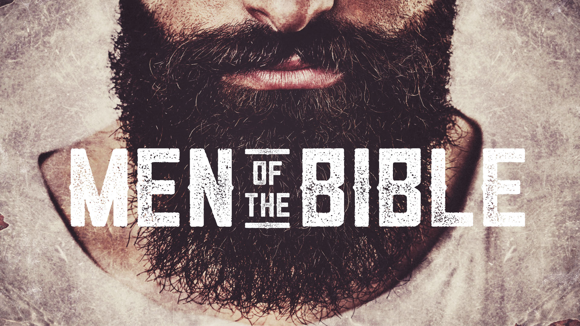 Ministry Pass: Men of the Bible | Shane Harris