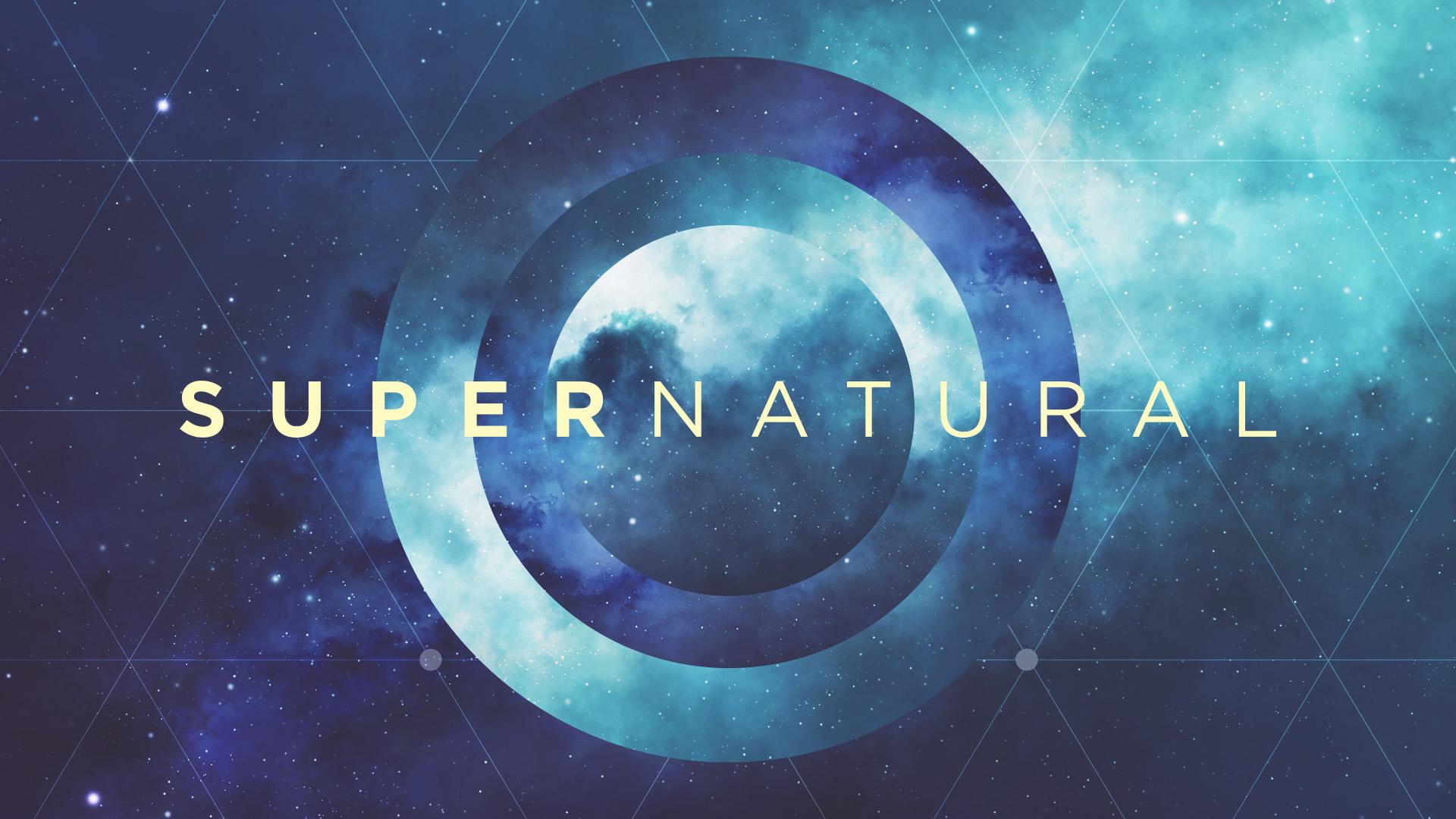 Ministry Pass: Supernatural | Shane Harris