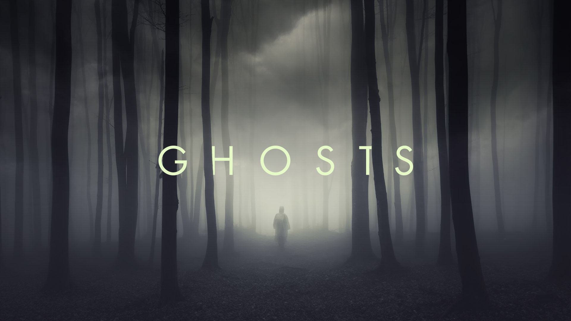 Ministry Pass: Ghosts | Shane Harris