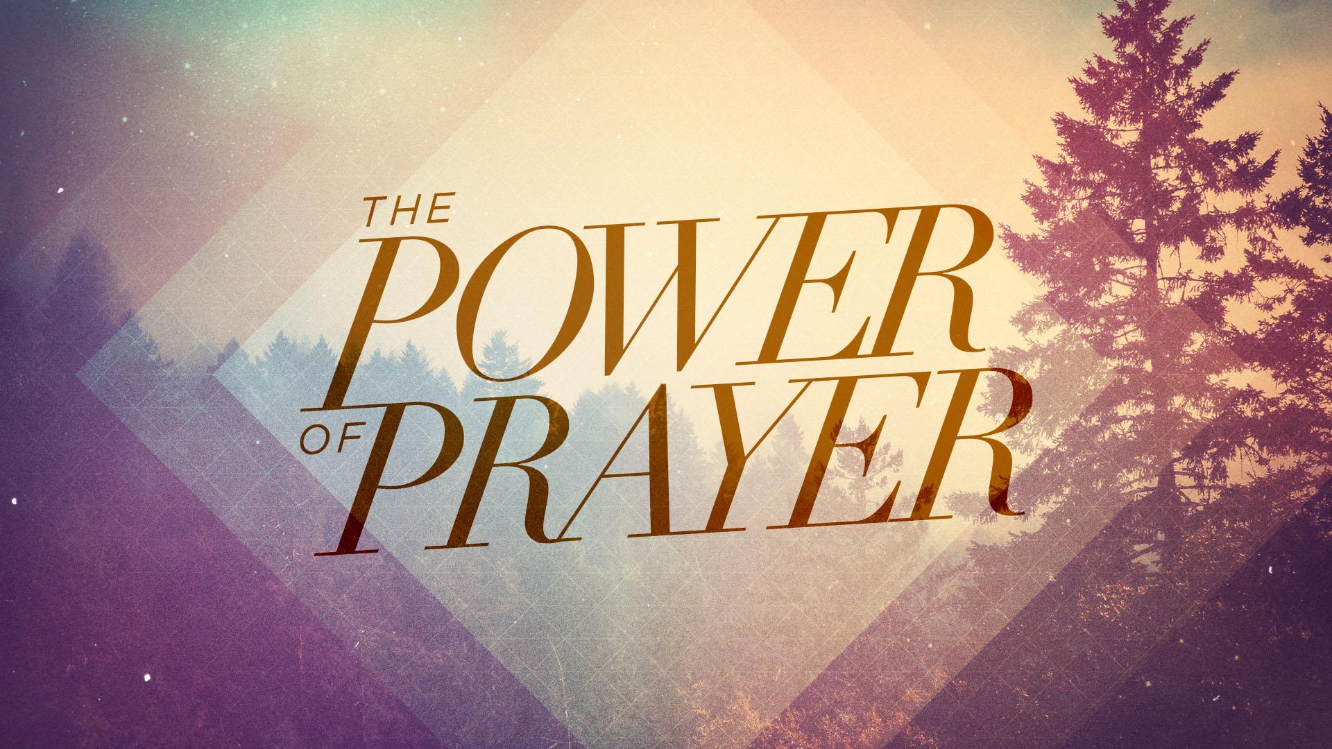 Ministry Pass: The Power of Prayer | Shane Harris