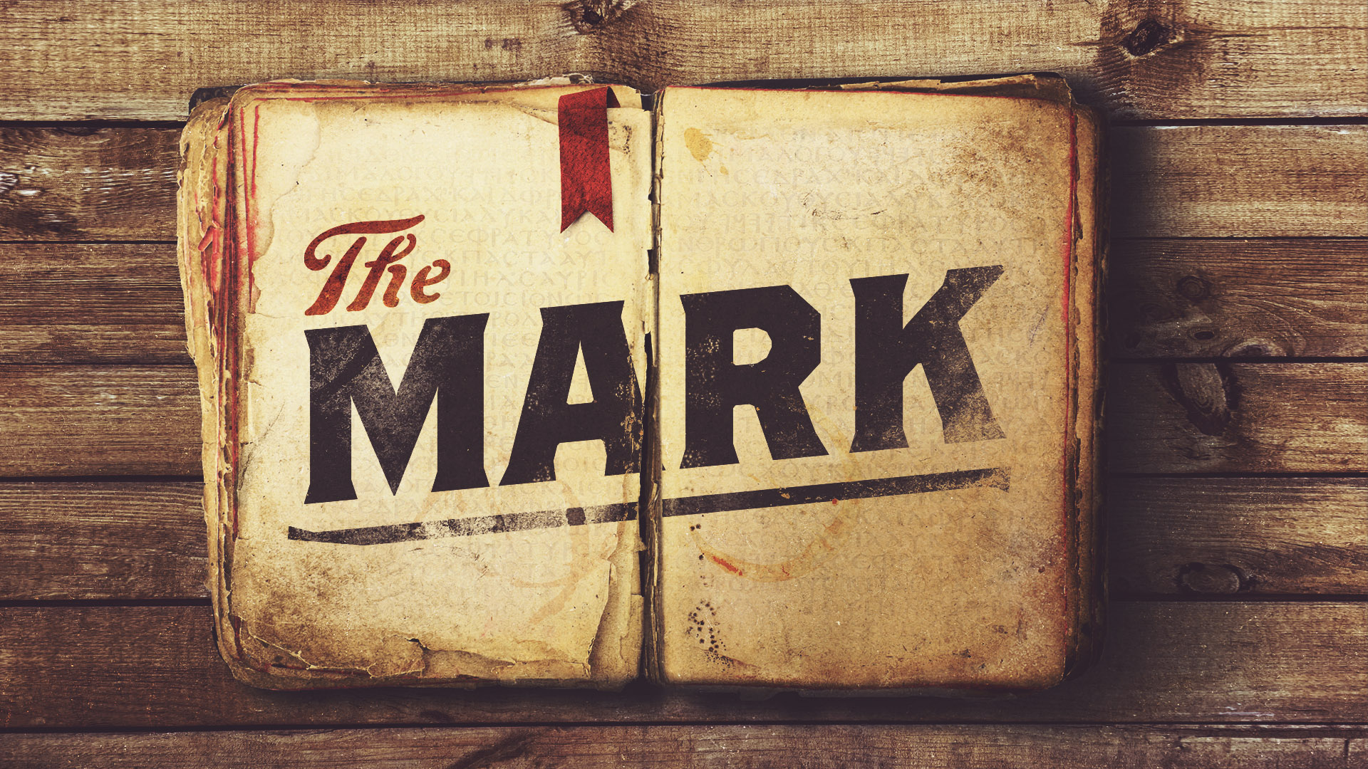 Ministry Pass: The Mark | Shane Harris