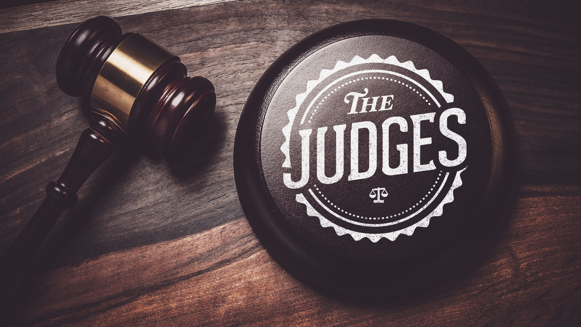 Ministry Pass: The Judges | Shane Harris