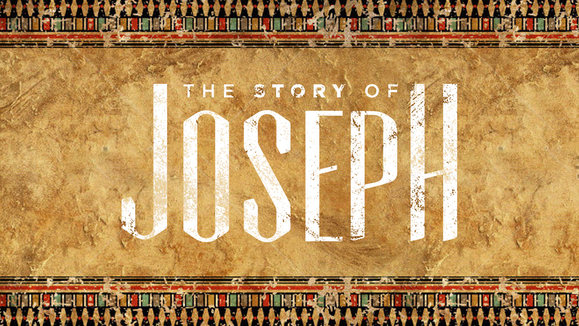 Ministry Pass: The Story of Joseph | Shane Harris