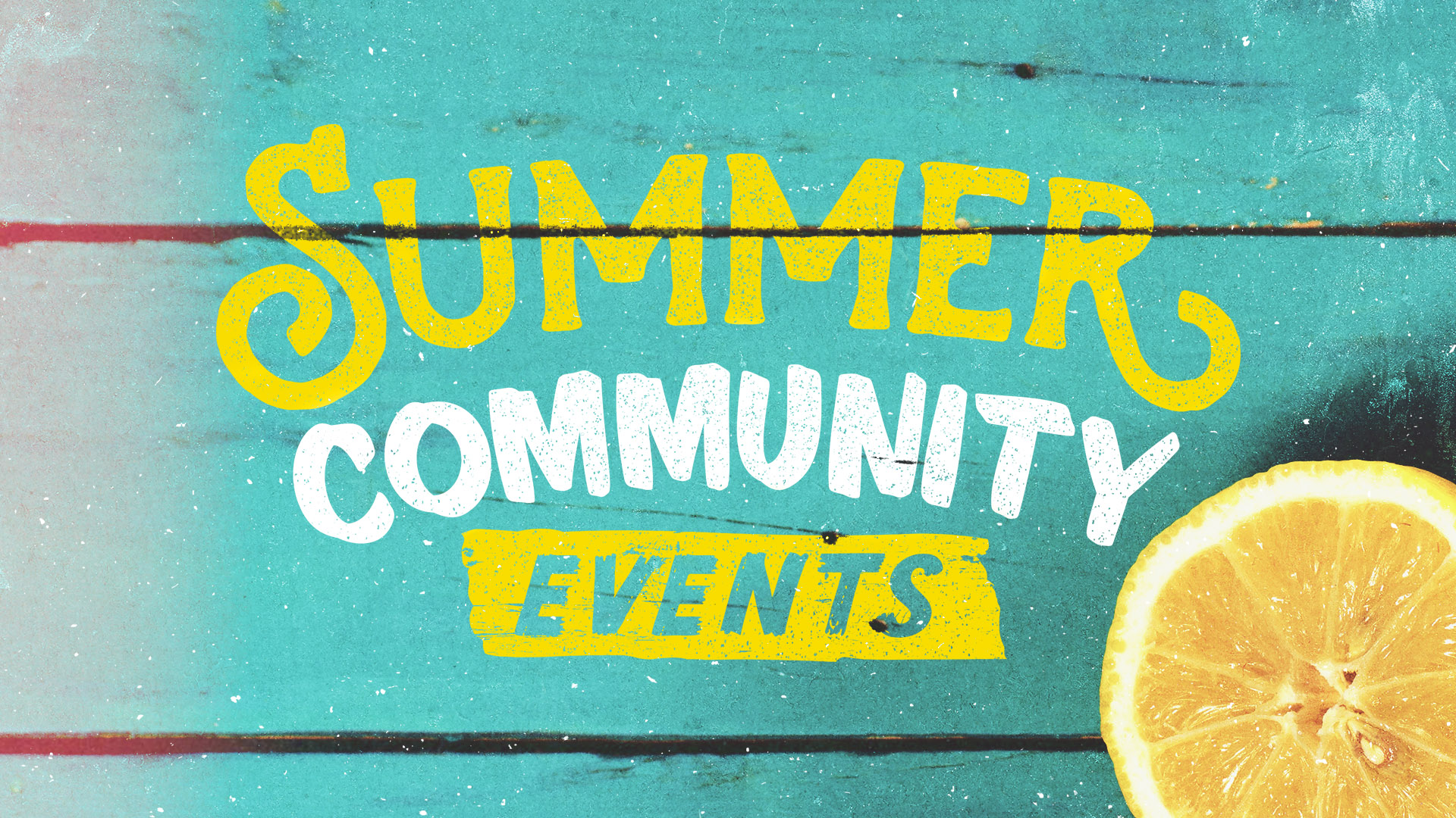 Southeast: Summer Community Events | Shane Harris