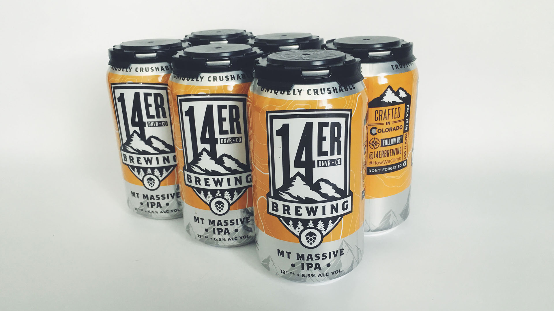 14er Brewing Co - IPA 6-Pack | Shane Harris