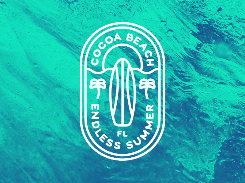 Cocoa Beach | Shane Harris Design - Melbourne Florida Graphic Design