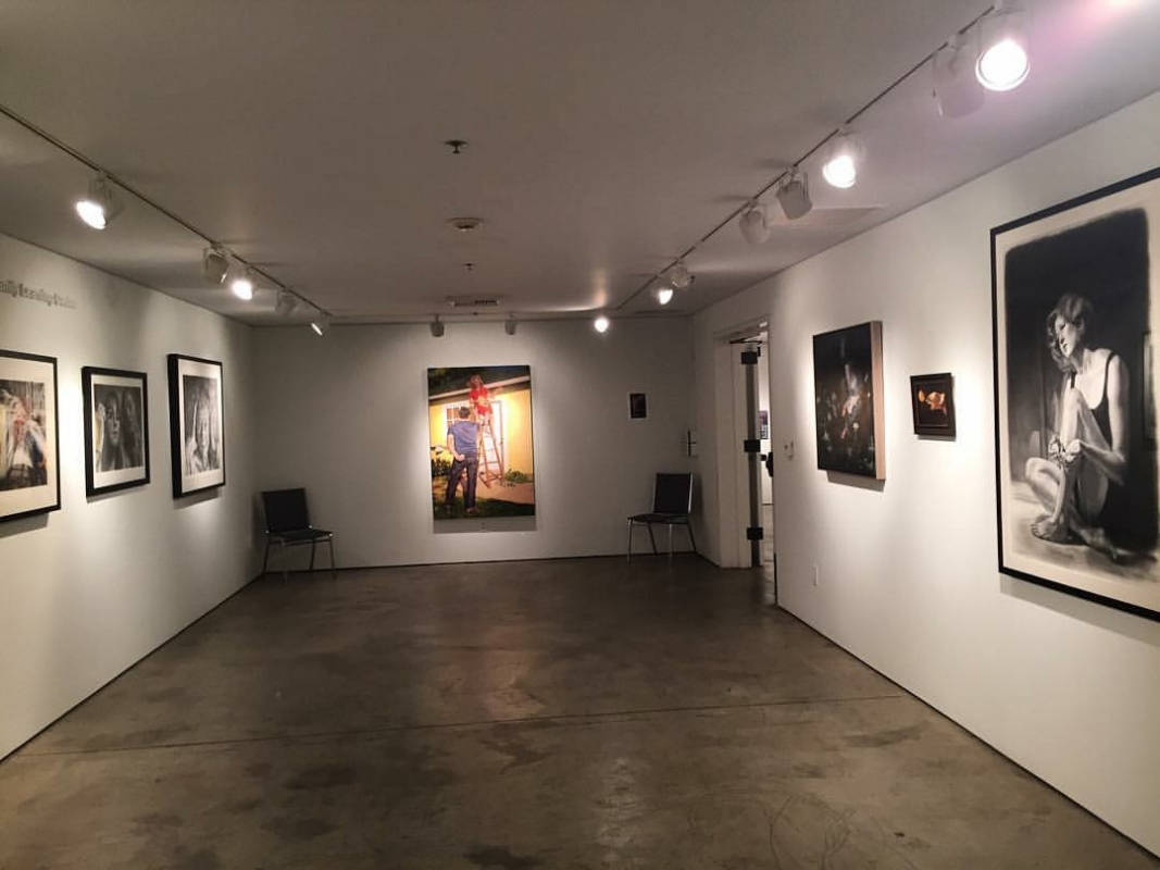 Exhibition image - Wall A