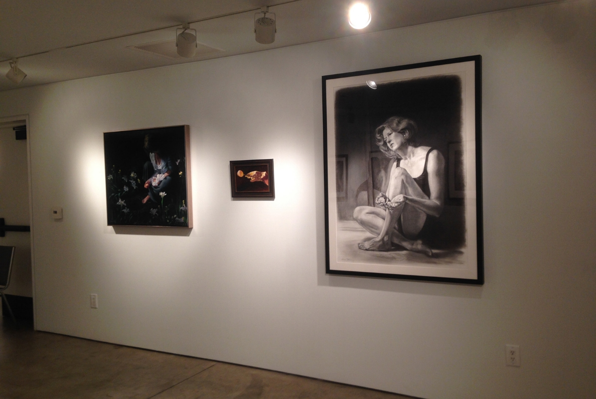 Exhibition image - Wall C