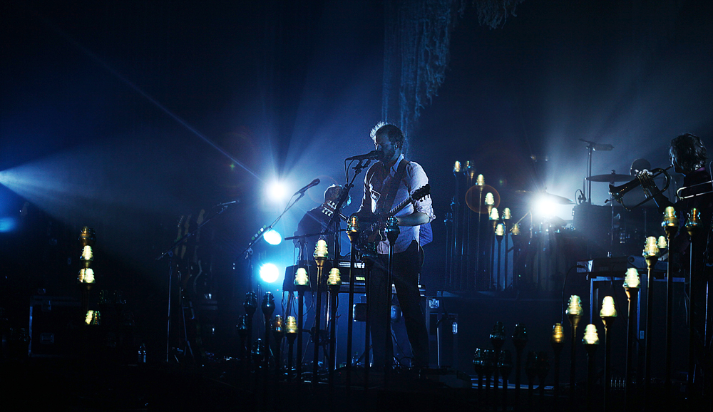 BON IVER International Tour   image source Phil Bardi