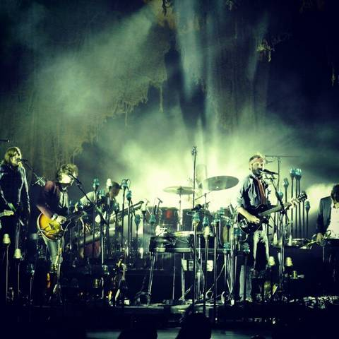 BON IVER International Tour  image source