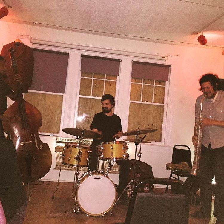 Low Ways Trio at Rhizome DC (Photo from Instagram)