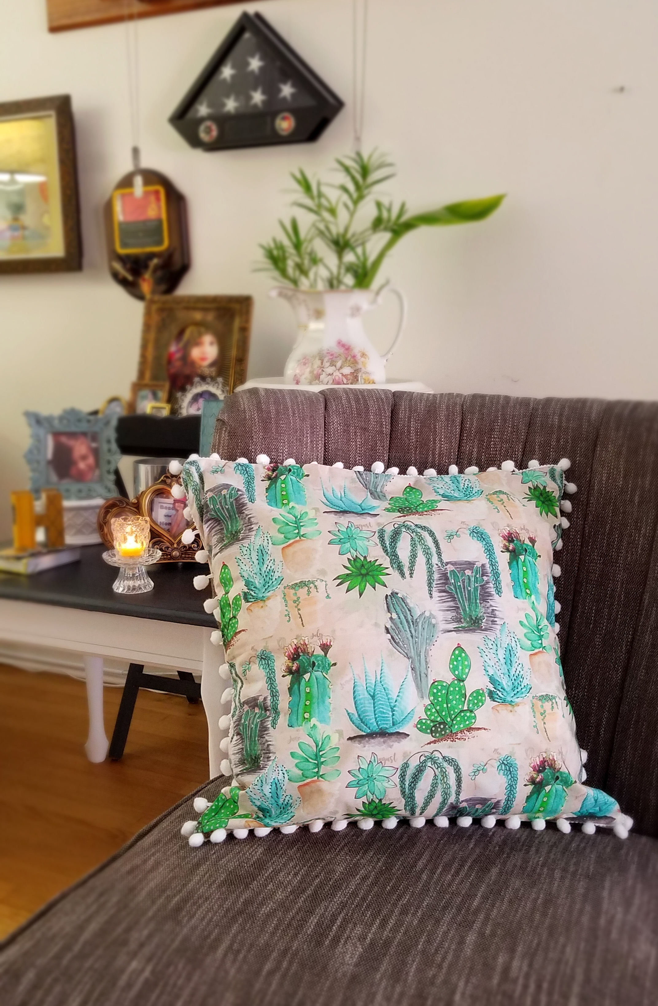 Throw Pillows - with removable insert