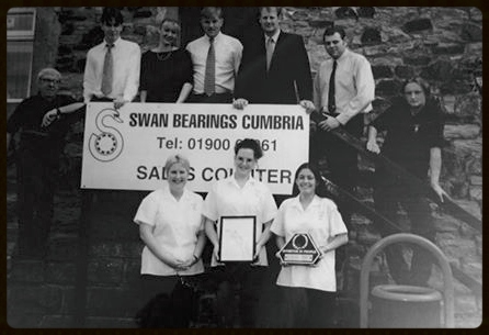 swan bearings 1980