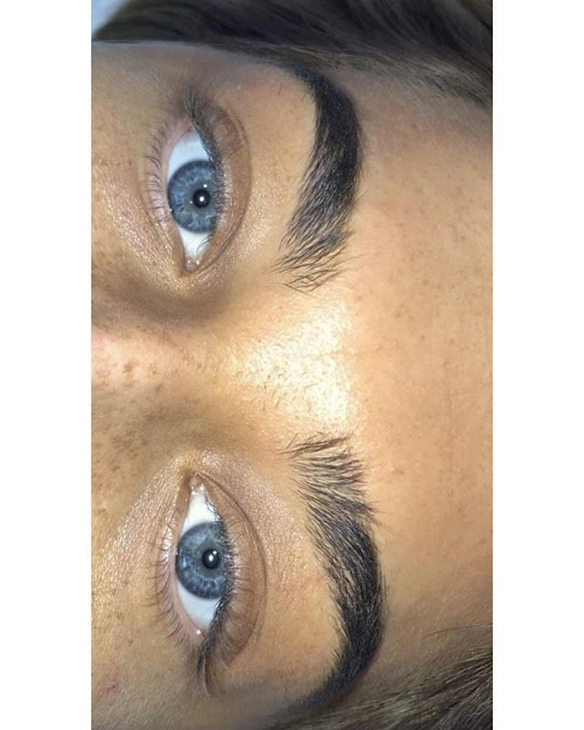 LVL transformation 🙌🏽👀 Swipe to see end result 👉🏽 #lvl #lashes #lashlift #naturallashes #beauty #eyes #tint